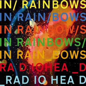 Radiohead - In Rainbows Artwork