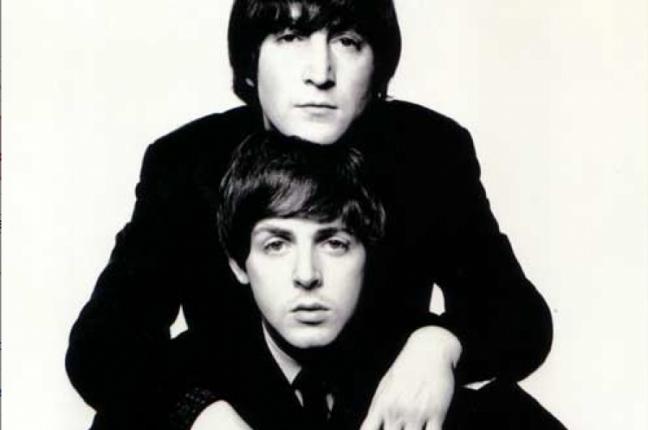 john lennon paul mccartney  Five Reasons Meet the Beatles! Changed Rock n Roll