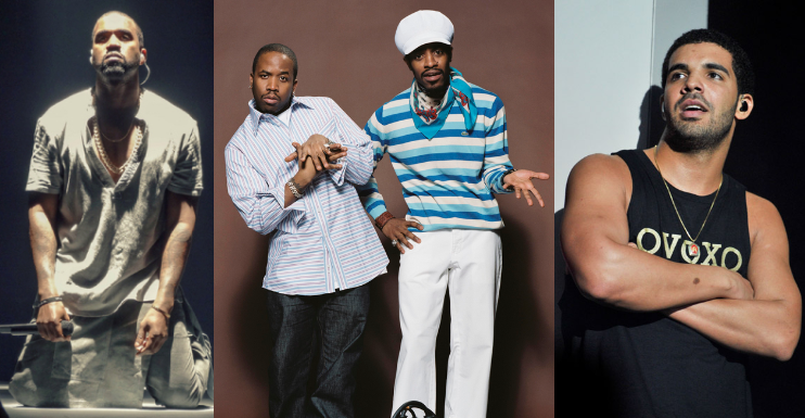 Kanye West, OutKast, and Drake to headline Wireless Festival 2014