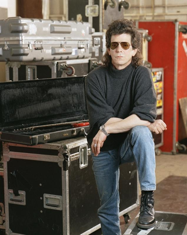 lou reed new york photo Dusting Em Off: Lou Reed   New York
