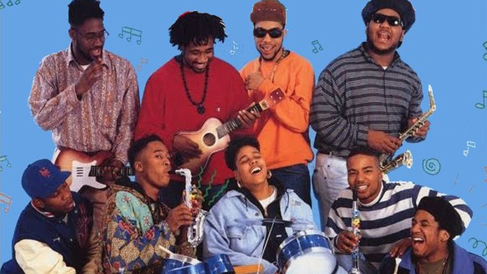 nativetongues Q Tip, Leonardo DiCaprio, and Jonah Hill are making a TV show