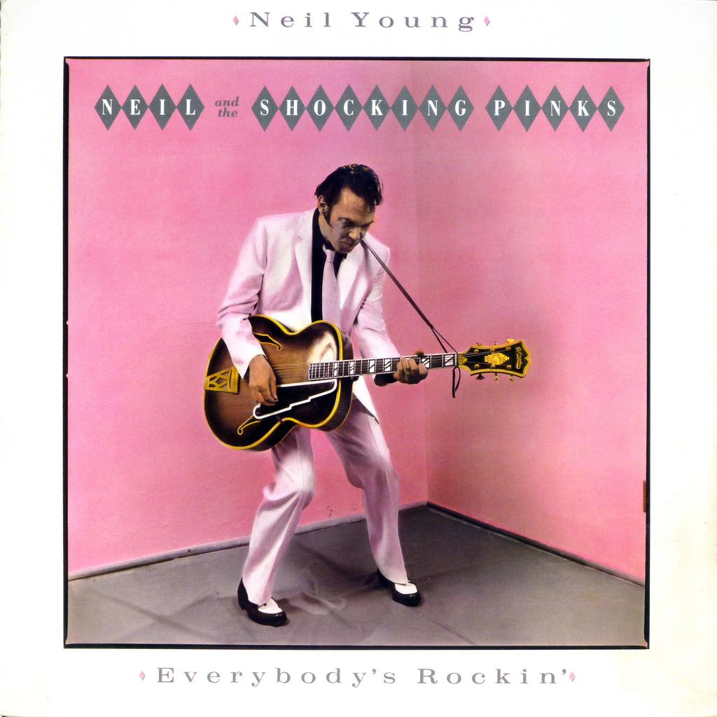 Neil Young - Everybody's Rockin'