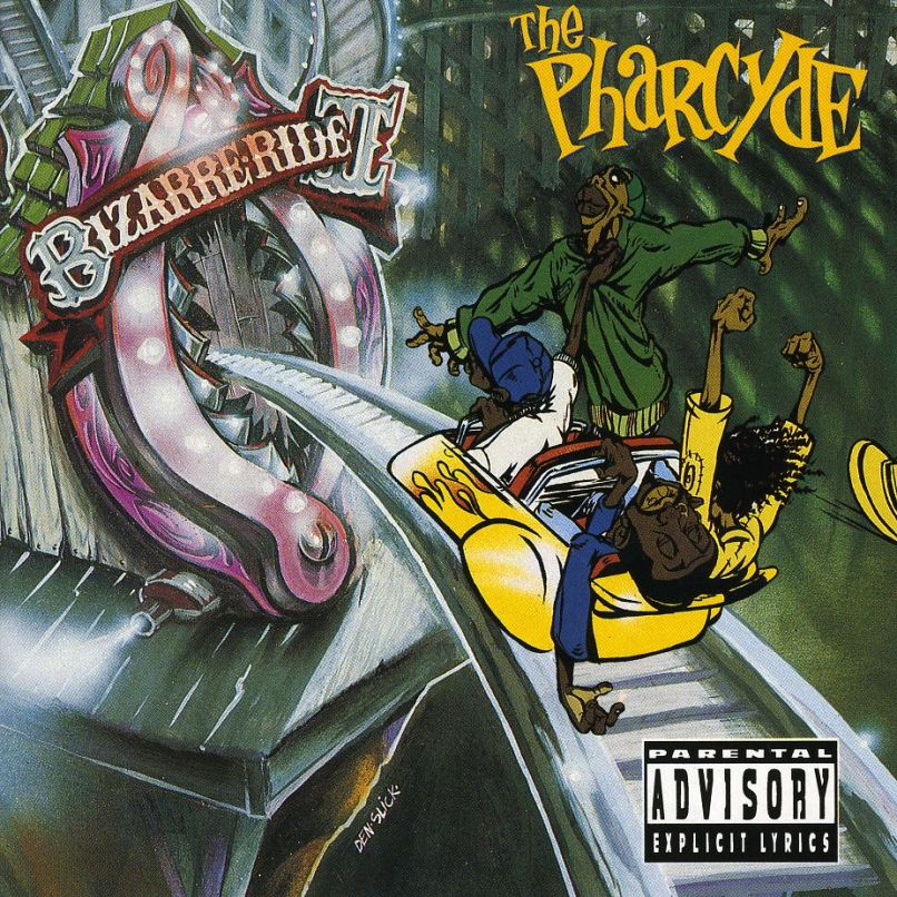 pharcyde - bizarre ride ii the pharcyde