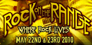 rock on the range rock on the range