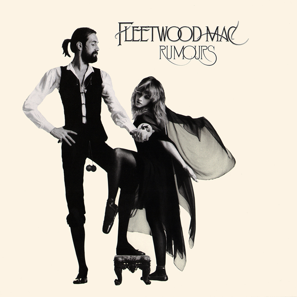 Fleetwood Mac - Rumours Artwork