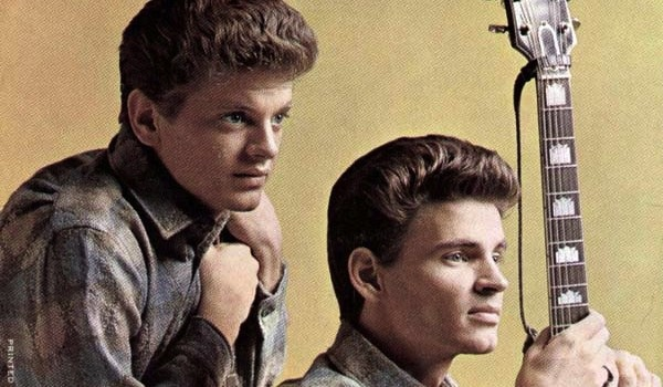 the everly brothers color featured 600x350 R.I.P. Phil Everly of The Everly Brothers