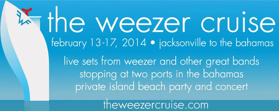the weezer cruise What if Weezers Pinkerton was a major success in 1996?