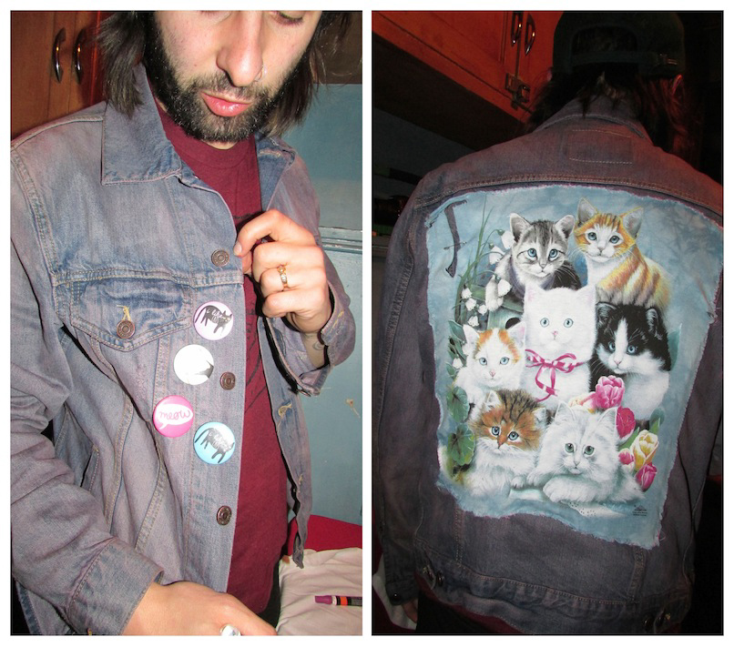 4 - Paws Jacket