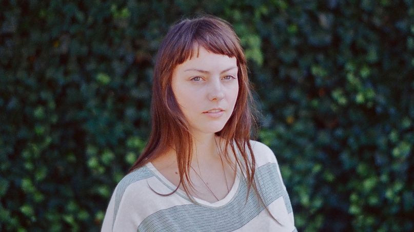 Angel Olsen, photo by Kelly Giarrocco