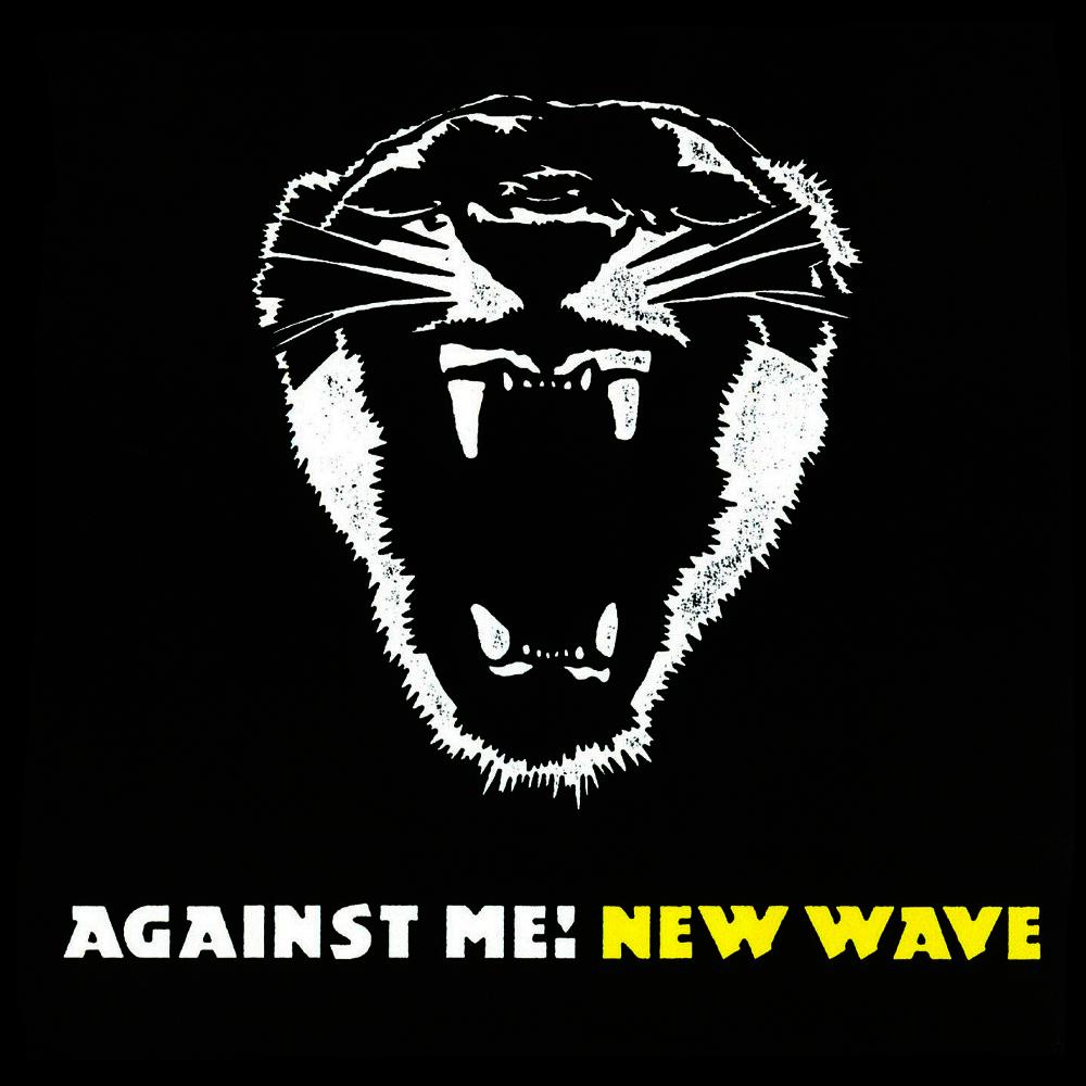 against me new wave Album Art of the Month: Against Me! – Transgender Dysphoria Blues
