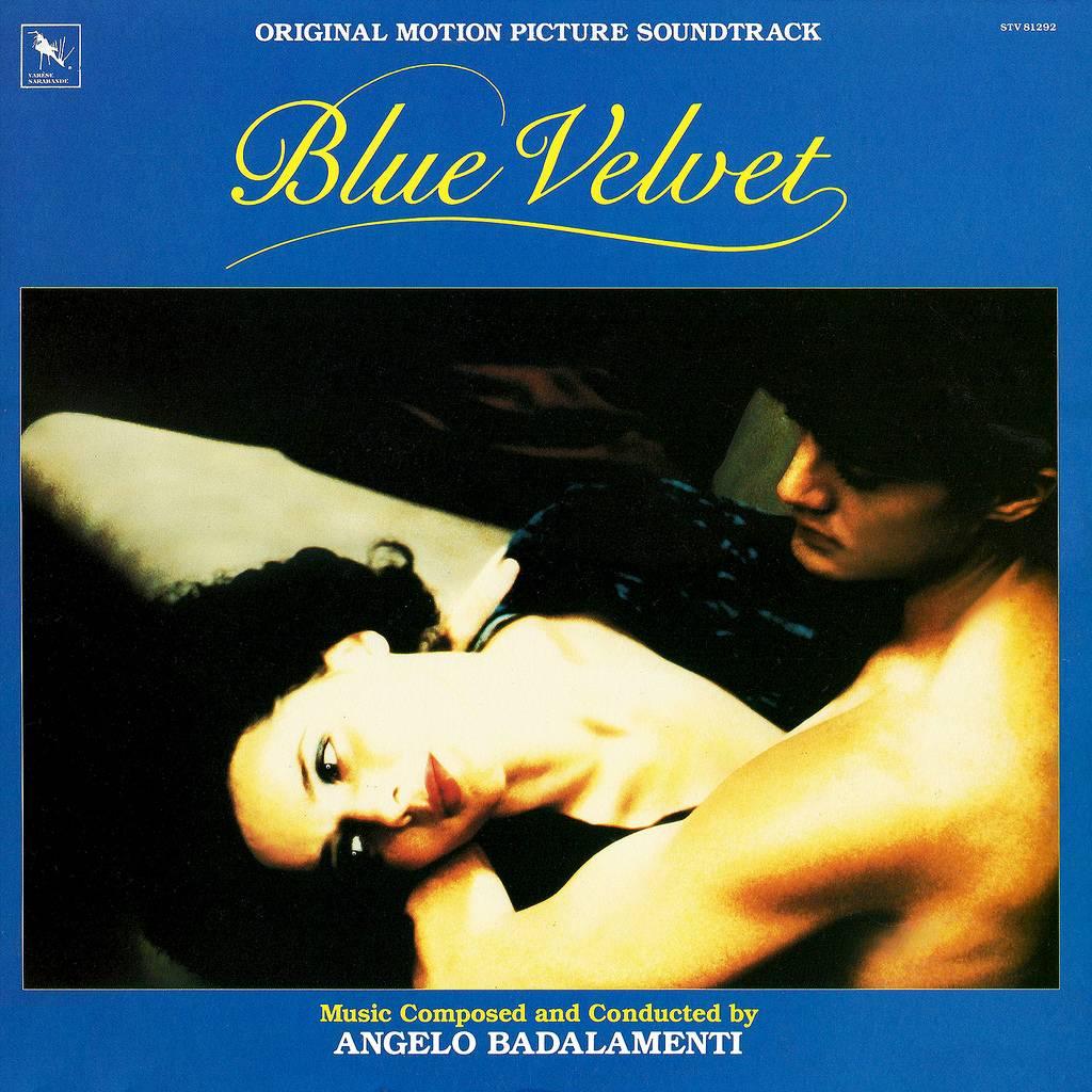 bluevelvet The 100 Greatest Movie Soundtracks of All Time