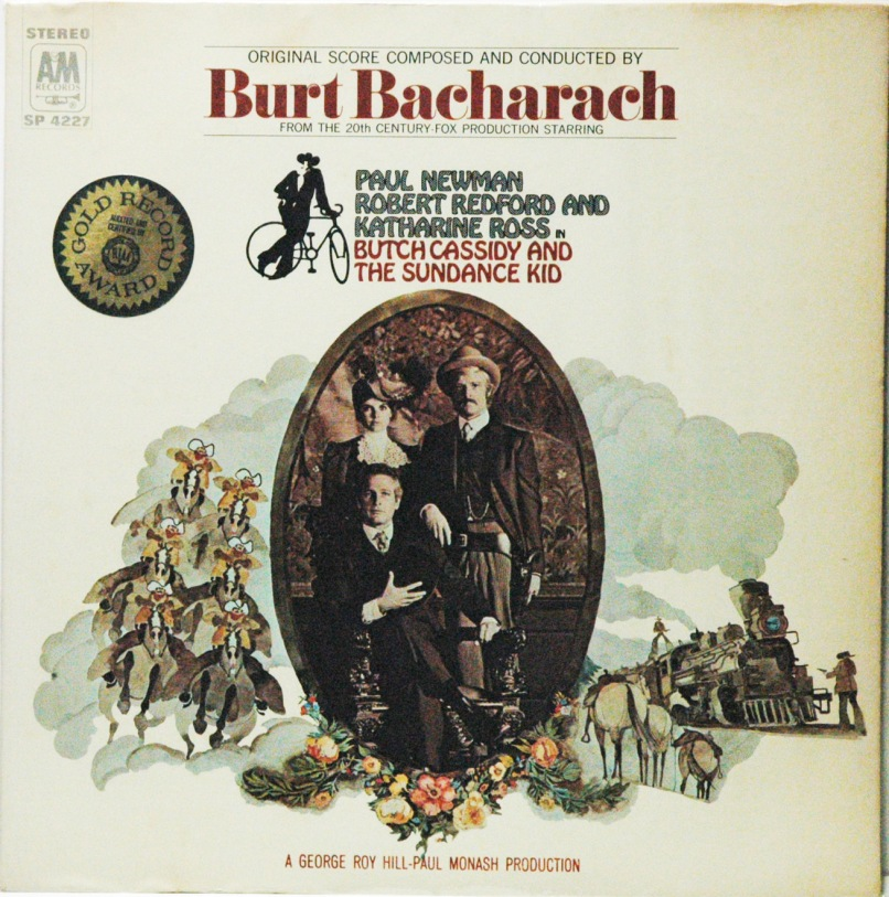ButchCassidyAndTheSundanceKidBurtBacharach