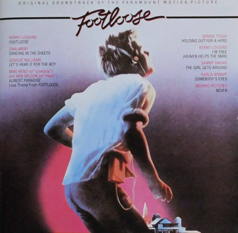 footloose20original20soundtrack The 30 Best Songs from Movie Soundtracks