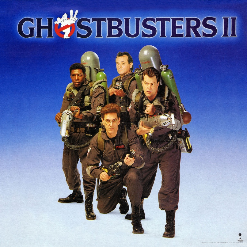 ghostbusters2 The 30 Best Songs from Movie Soundtracks