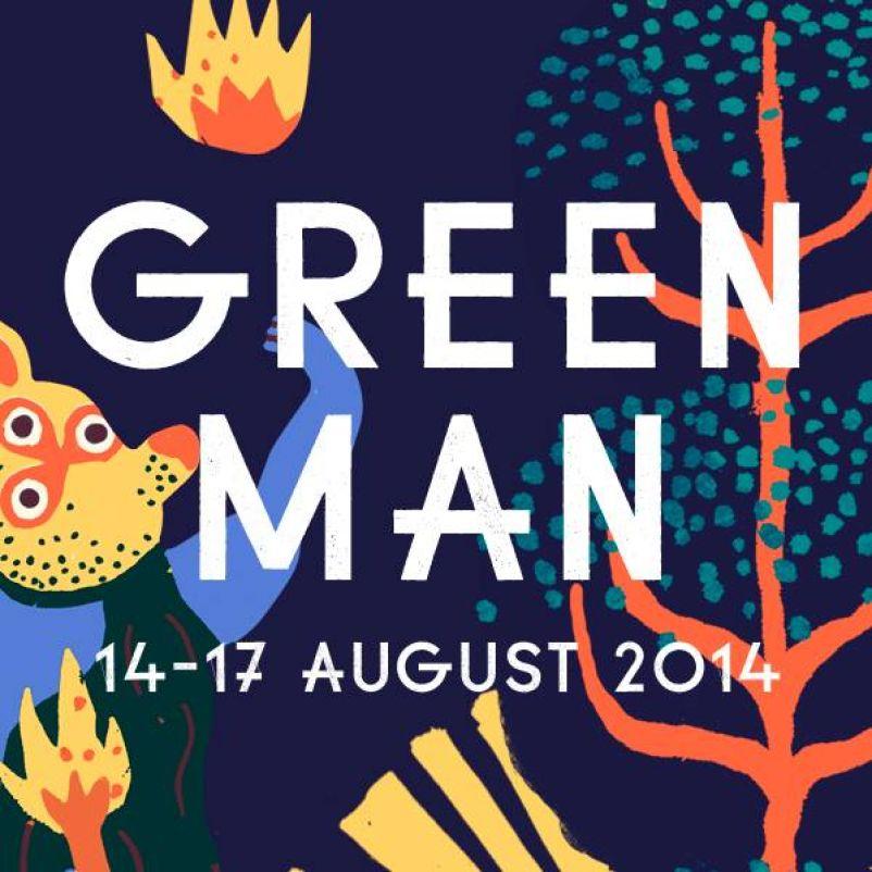 green man 2014