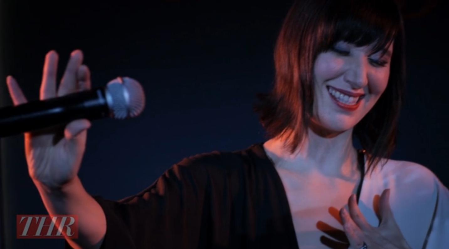 Watch: Karen O performs