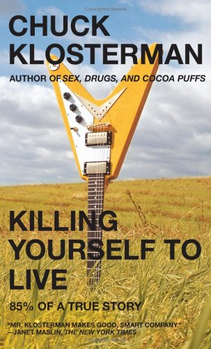 killing yourself to live The Auteur Theory and the Entitled Listener