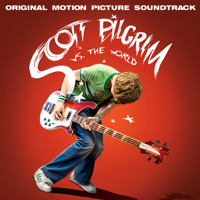 scottpilgrim albumcover The 100 Greatest Movie Soundtracks of All Time