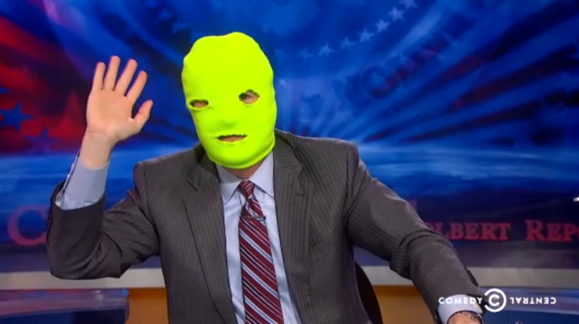 Colbert Pussy Riot