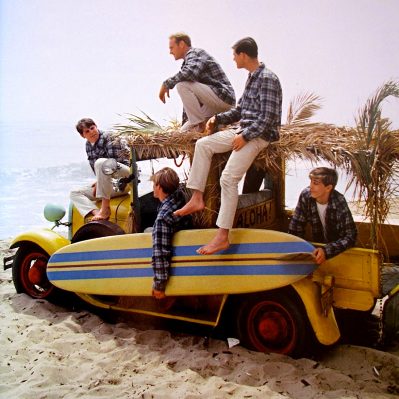 the beach boys feature cars 13 Rock Bands That Have Destroyed Their Legacies
