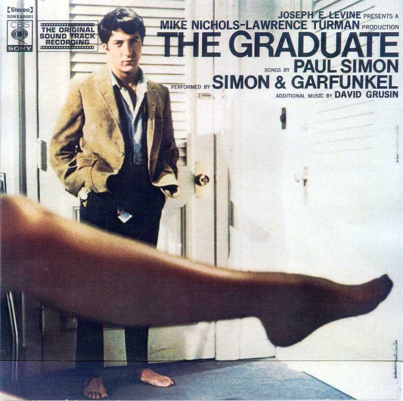 thegraduate The 30 Best Songs from Movie Soundtracks
