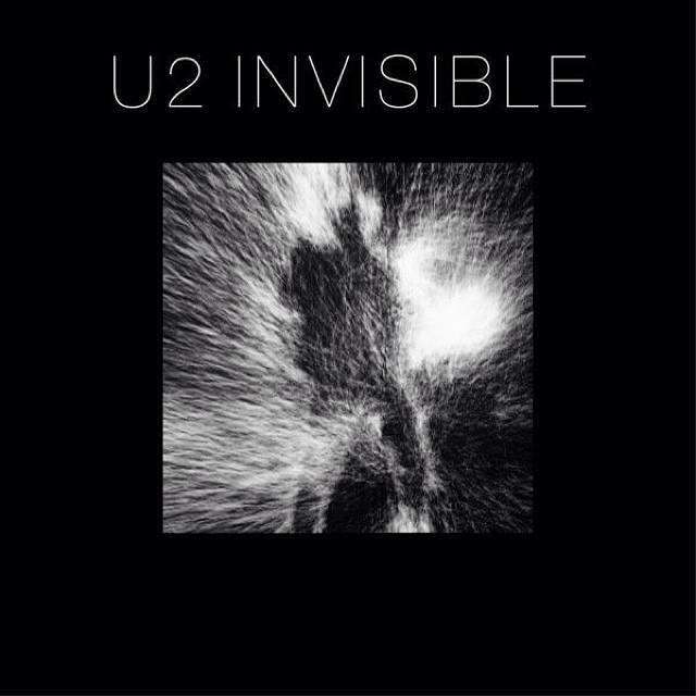 u2 invisible artwork