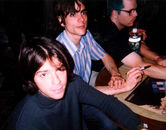 weezer19962 What if Weezers Pinkerton was a major success in 1996?