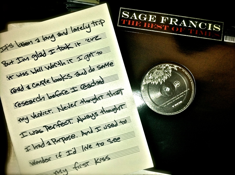 1 bot 1 Rapper/Poet: Sage Francis and Dessa Embrace the Slash