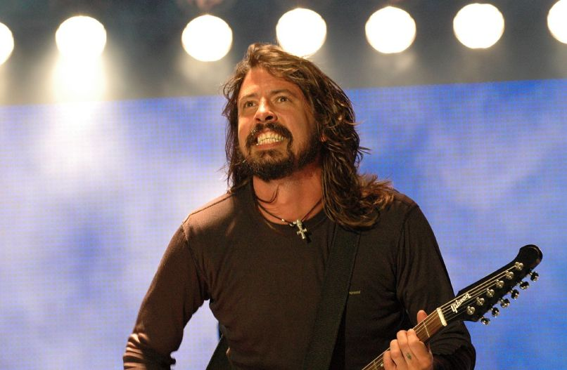 26772 dave grohl 2 10 of the Most Unpredictable Artists in Music Today