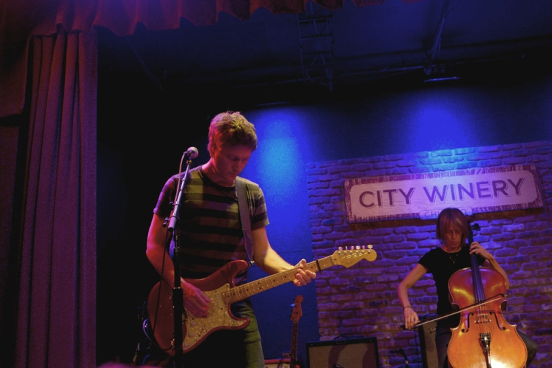 bob mould sasha geffen 2 Live Review: Bob Mould at Chicagos City Winery (3/2)