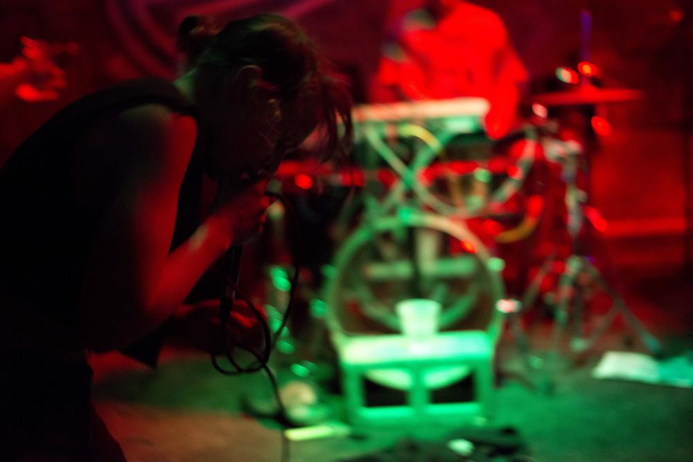 Guerilla Toss // Photo by Anna Mazurek