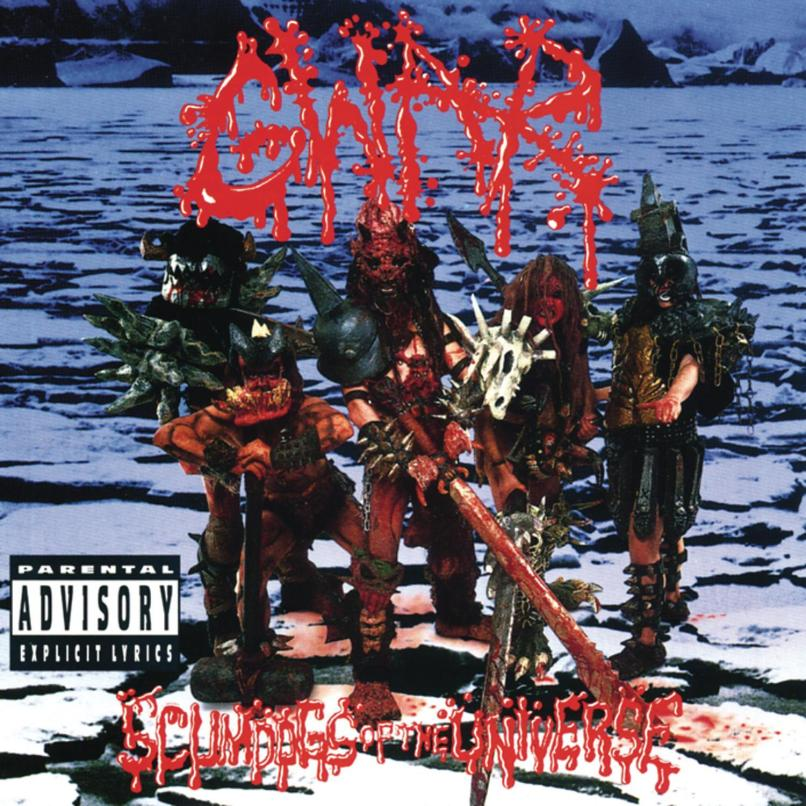 gwar scumdogs The Greatest Nerd Rock Records of All Time