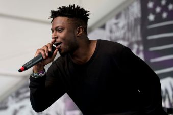 Isaiah Rashad // Photo by Anna Mazurek