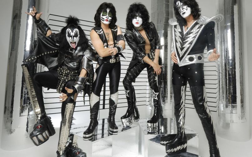 kiss band wide 10 Artists You Either Love or Despise