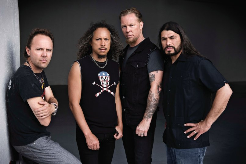 metallica band photo 10 Artists You Either Love or Despise