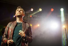 Damon Albarn // Photo by David Hall