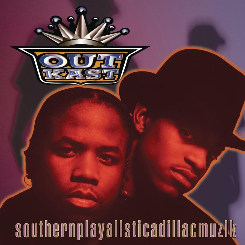 outkast southernplayalisticadillacmuzik The 25 Greatest Hip Hop Debut Albums of All Time