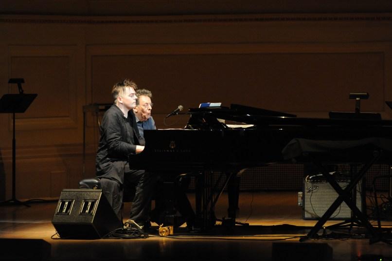 Philip Glass & Nico Muhly