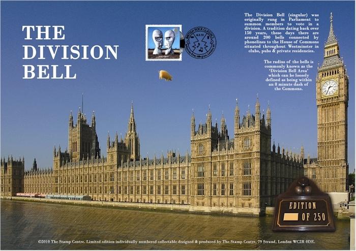 pink floyd advertisement Dusting Em Off: Pink Floyd   Division Bell