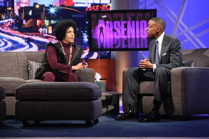 prince interview