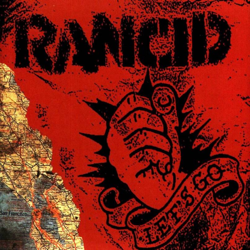 Rancid-Let's Go