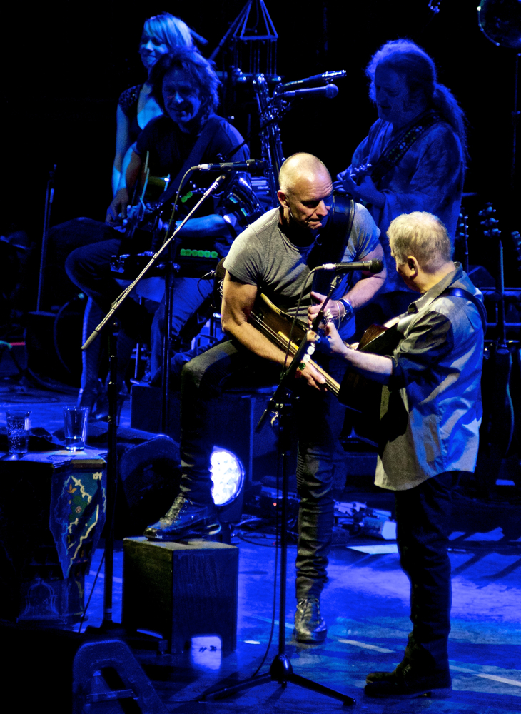 sting-paul-simon-madison-square-garden-robert-altman - 5680