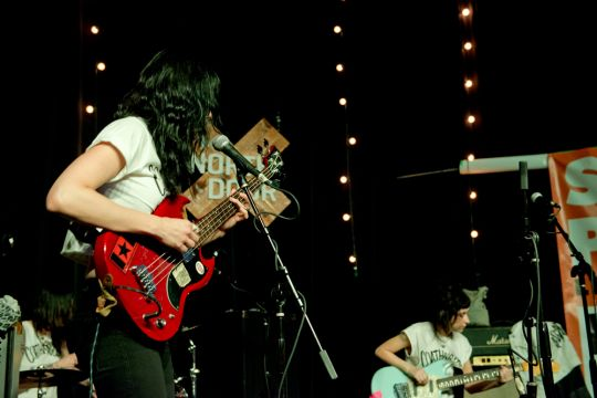 The Coathangers // Photo by Anna Mazurek