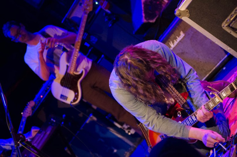 The War on Drugs @ Bowery Ballroom 3-20-14-16