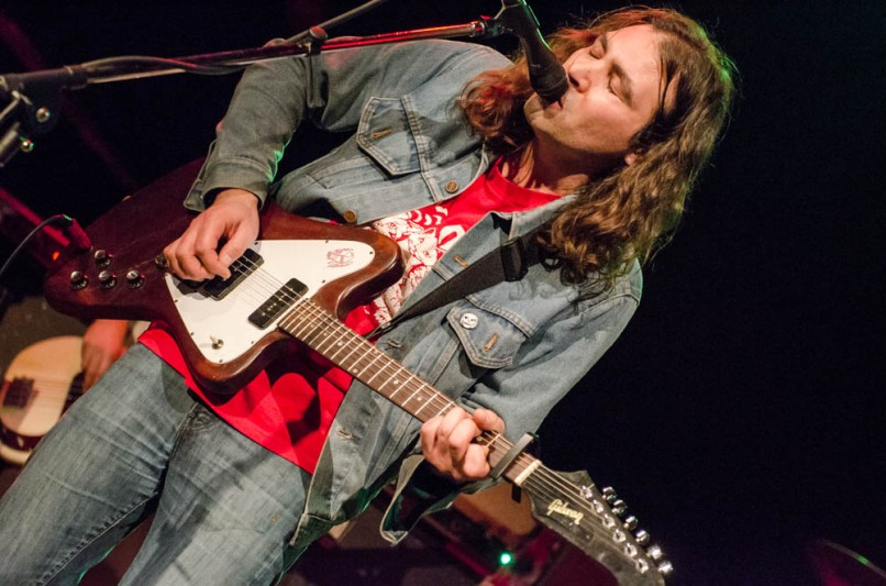 The War on Drugs @ Bowery Ballroom 3-20-14-4