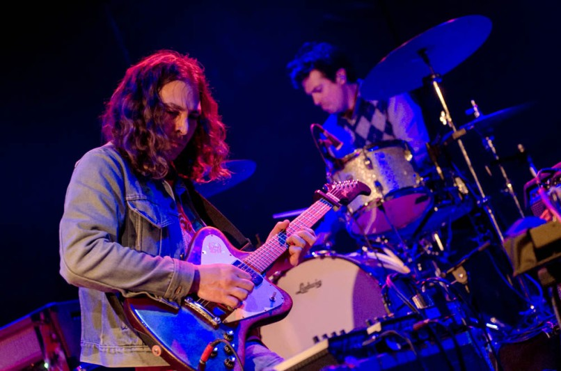 The War on Drugs @ Bowery Ballroom 3-20-14-5