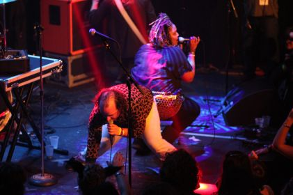 Har Mar Superstar American Authors // Photo by Heather Kaplan