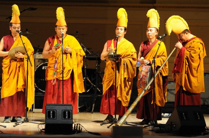 Tibetan Monks (3)