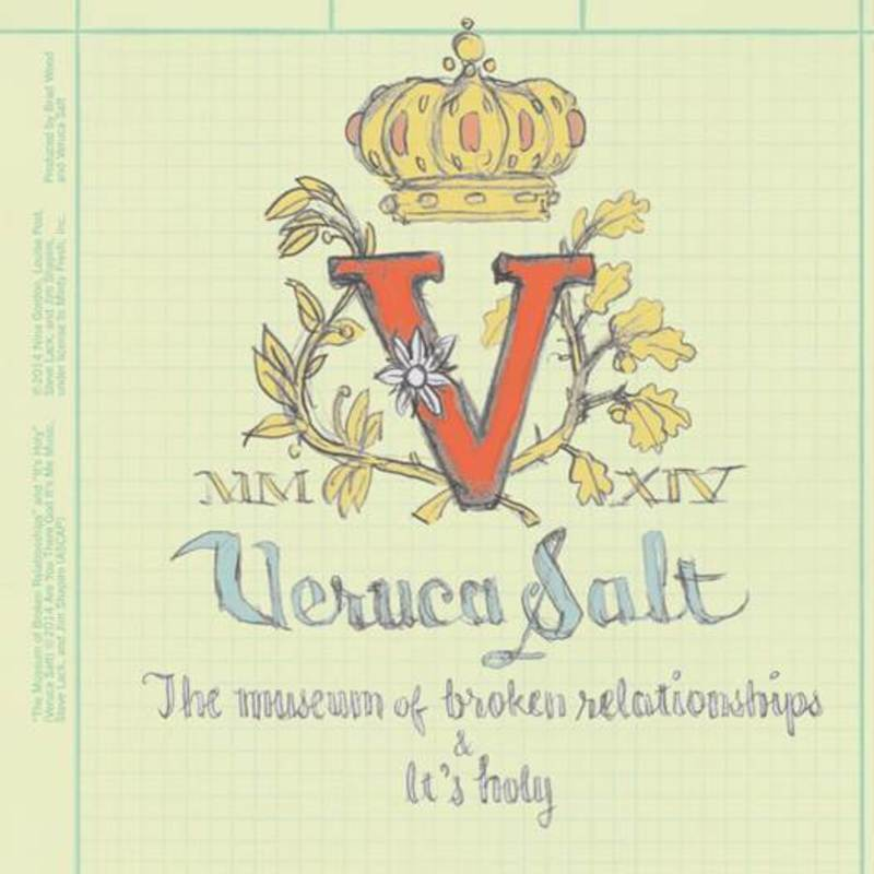 Veruca Salt Quot The Museum Of Broken Relationships Quot And Quot It