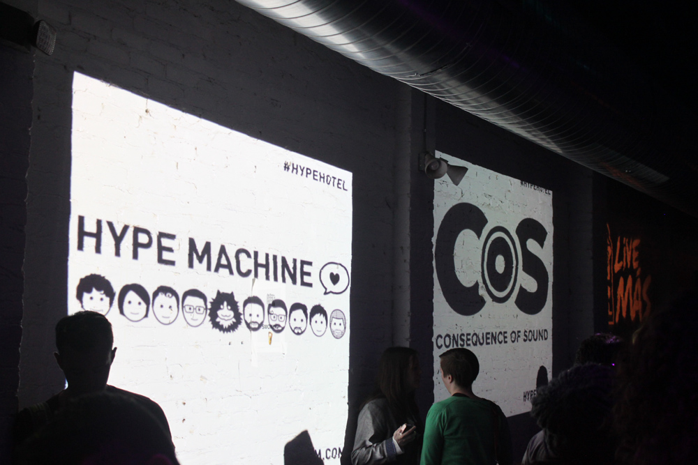 Hype Hotel - CoSigns 3 // Photo by Heather Kaplan